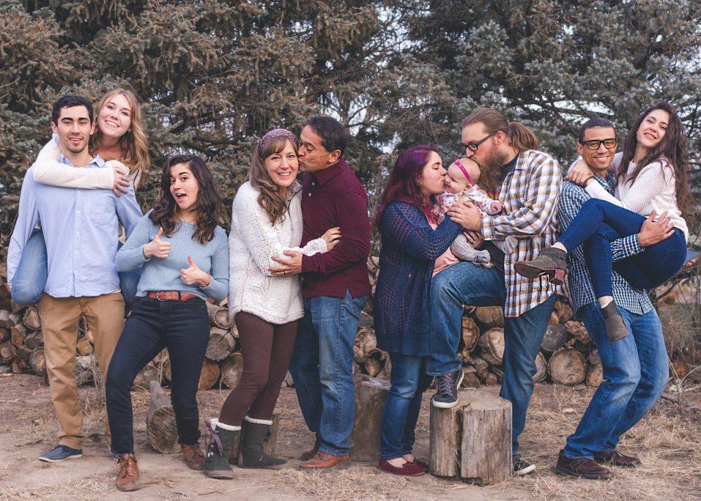 38 met familie op vakantie in nederland